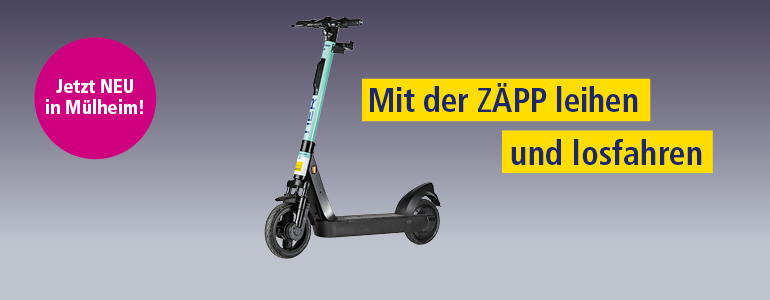 E-Scooter Sharing mit TIER